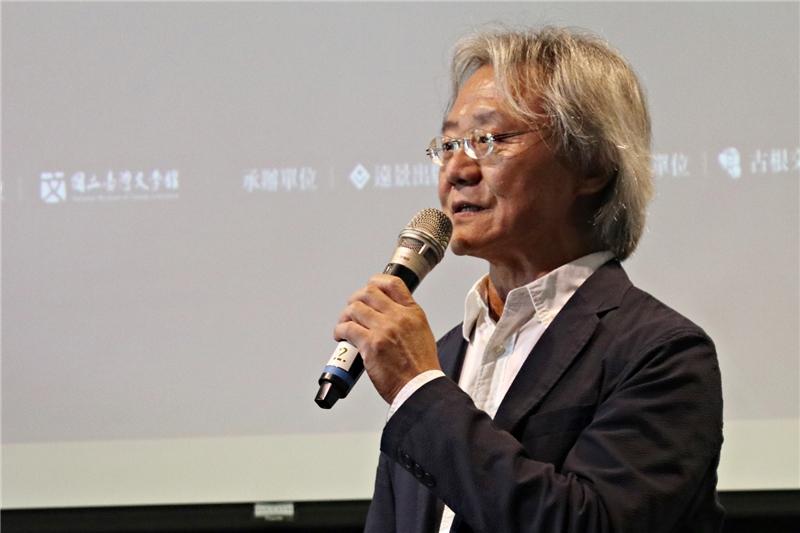 Poet Lu Han-shiu.