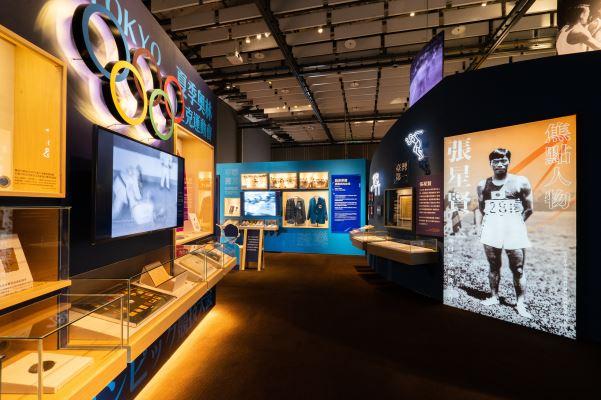 1932年,臺灣人首次與世界站上同一條起跑線,他是張星賢,那年的奧運在美國洛杉磯舉行。