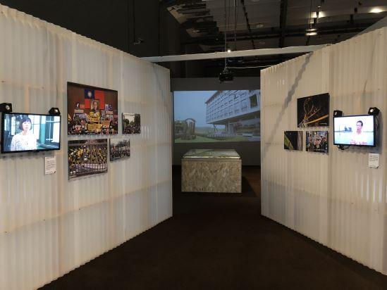 展覽尾聲除了社運行動者的分享外,同時以臺史博「為明日收藏」為例,看見博物館如何回應社會議題。