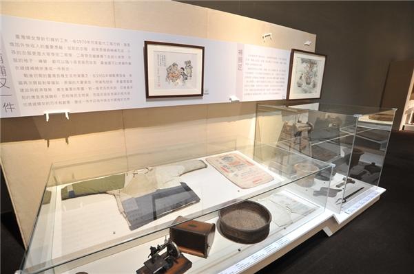 串聯世代的生活記憶:劉興欽×臺史博文物特展