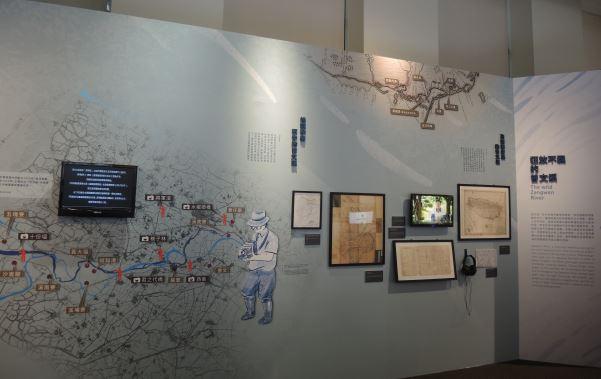 3曾文溪地形特殊,地理學者如何實地觀察?