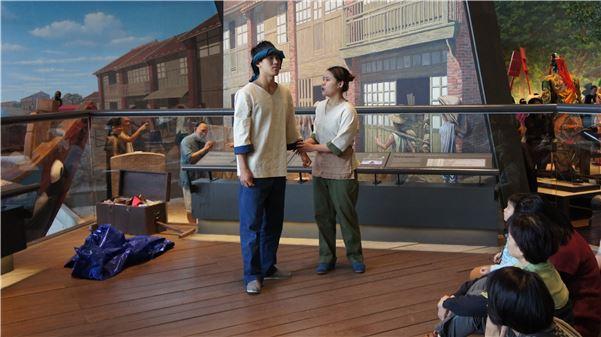 戲遊博物館-常設展戲劇導覽