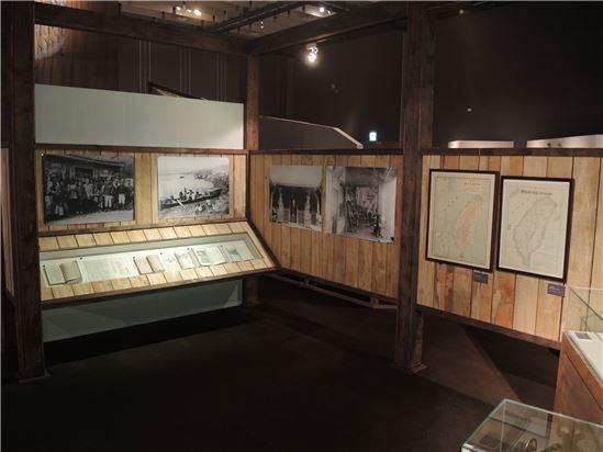 當時日本也出版許多臺灣相關主題出版品