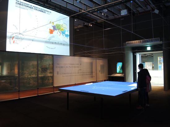 08.當代的人們繪製多元觀點與主題的各種「地圖」,早已跳脫傳統紙本地圖的形式,一個多元併陳的世界觀也正在形成發展當中。
