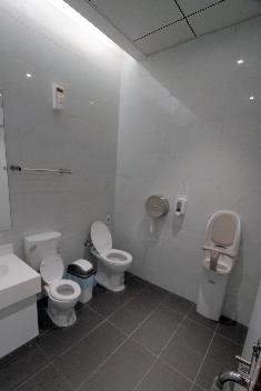 一樓親子廁所照片