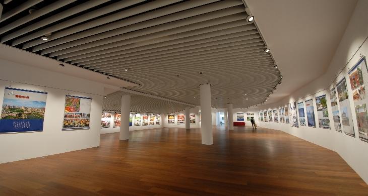 二樓文華軒藝廊照片