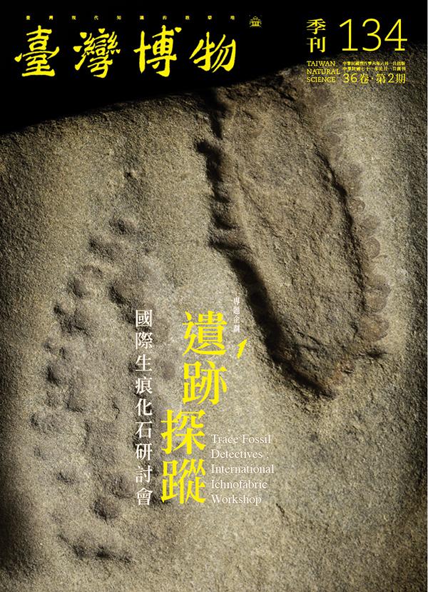 臺灣博物第134期圖片