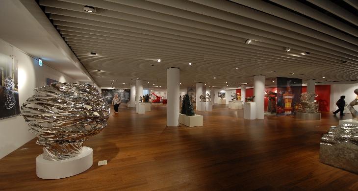 一樓博愛藝廊照片