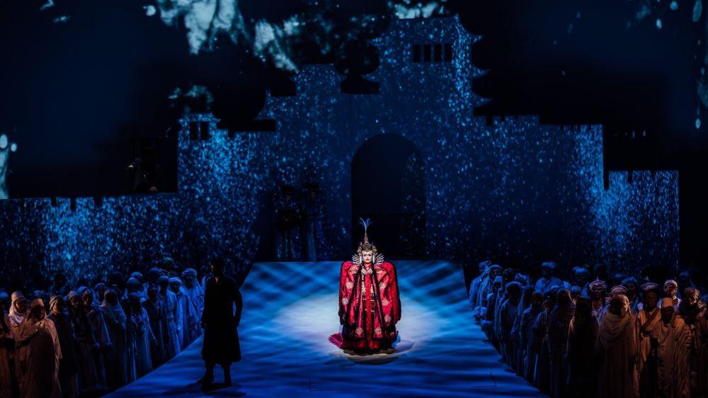 台湾衛武営国家芸術文化センター(ウェウーイン)よりコロナ禍以来世界最大オペラ「トゥーランドット」をネット配信!