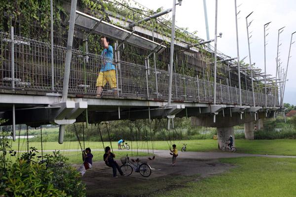 台湾の建築家・黄聲遠氏らによる「フィールドオフィス・アーキテクツ展」(7/10~9/12)