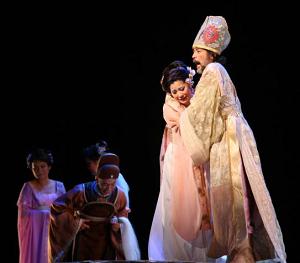 横浜で台日合同制作の歌劇『梧桐雨~楊貴妃物語~』が上演