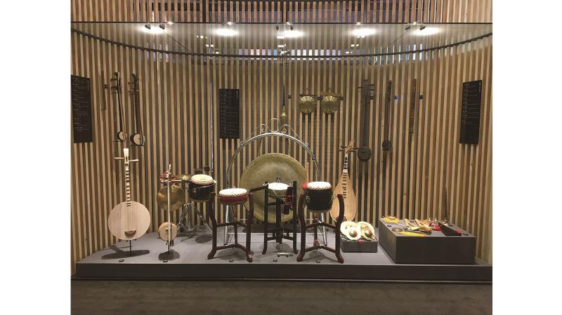 當「島嶼記憶」遇上「亞太風情」:  引頸期盼的亞太樂器博物館