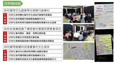 【活動】2020眷村文化保存新思維意見交流工作坊