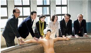 臺北機廠再現鐵道歷史風華 文化部與交通部攜手合作展開古蹟活化工作