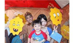 2012衛武營童樂節 體驗營歡樂開跑