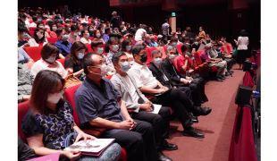臺灣戲曲中心重啟藝文展演 李永得部長期許讓世界看見傳統戲曲的獨特魅力