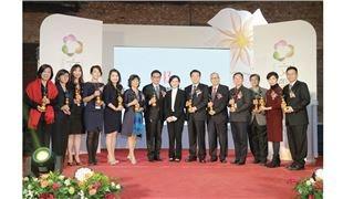 民間與政府共同攜手 散發文化藝術的芬芳--第13屆文馨獎頒獎典禮