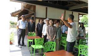 「歷史場域重現‧區域整合活化」 文化部長鄭麗君訪視雲林文化資產