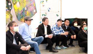 文化部長李永得造訪臺東 期盼以藝術文化讓東臺灣走向世界