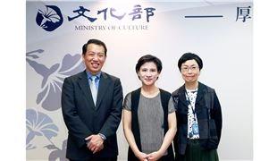 厚植文化力 帶動文化參與 鄭麗君部長發表政策展望