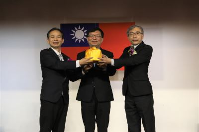 文化部文化資產局局長陳濟民履新期許繼往開來 擘劃文資新局