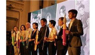 CCC創作集再現!文化部與中研院合作 打造臺灣漫畫創新產業鏈!