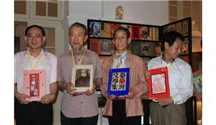 文學的西川滿「我的華麗島-西川滿與台灣文學特展」