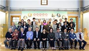 國美館106年「家庭美術館─美術家傳記叢書」及「臺灣資深藝術家影音紀錄片」讓臺灣藝術家及他們的故事走入生活