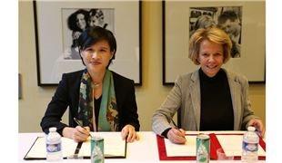 臺法文化交流新里程 文化部與法國國家電影暨動畫中心簽訂合作協定並展開多項合作