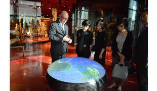 與法國凱布朗利-席哈克博物館簽署合作意向書促進原住民藝術交流  空總「臺灣當代文化實驗場」開啟臺法文化合作新章