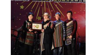 WatanTanga林明福獲認定為「Lmuhuw na Msbtunux泰雅族大嵙崁群口述傳統」保存者 鄭麗君親送人間國寶證書稱讚「泰雅族的驕傲、臺灣的驕傲」