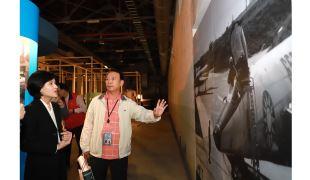 再造歷史現場展覽開幕 鄭麗君:讓城市發展帶著靈魂往前走,不做故鄉異鄉人