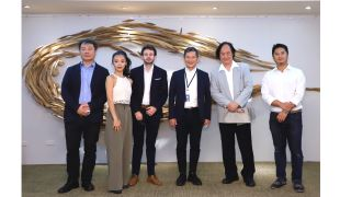 文化部長李永得與台北歌劇劇場藝術總監曾道雄會面 期許臺西文化藝術交流邁向新里程碑