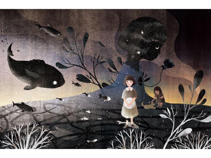 Taiwanese artist Asta Wu wins 3x3 International Illustration award