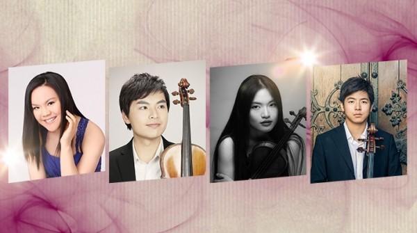 Taiwanese artists to perform classical music in NYC