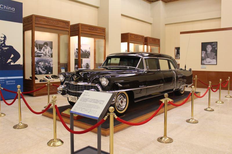 蔣總統座車