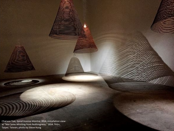 NYC exhibit to take the prayer wheel on a conceptual spin