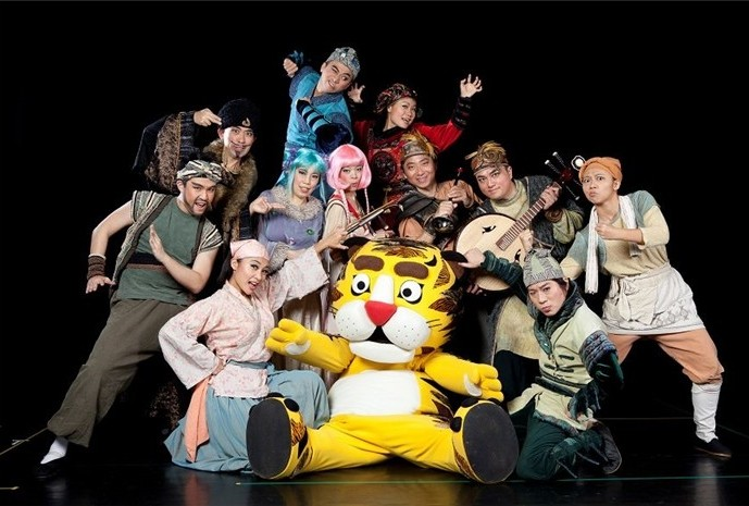 Children's Performance Group | Paper Windmill Theatre