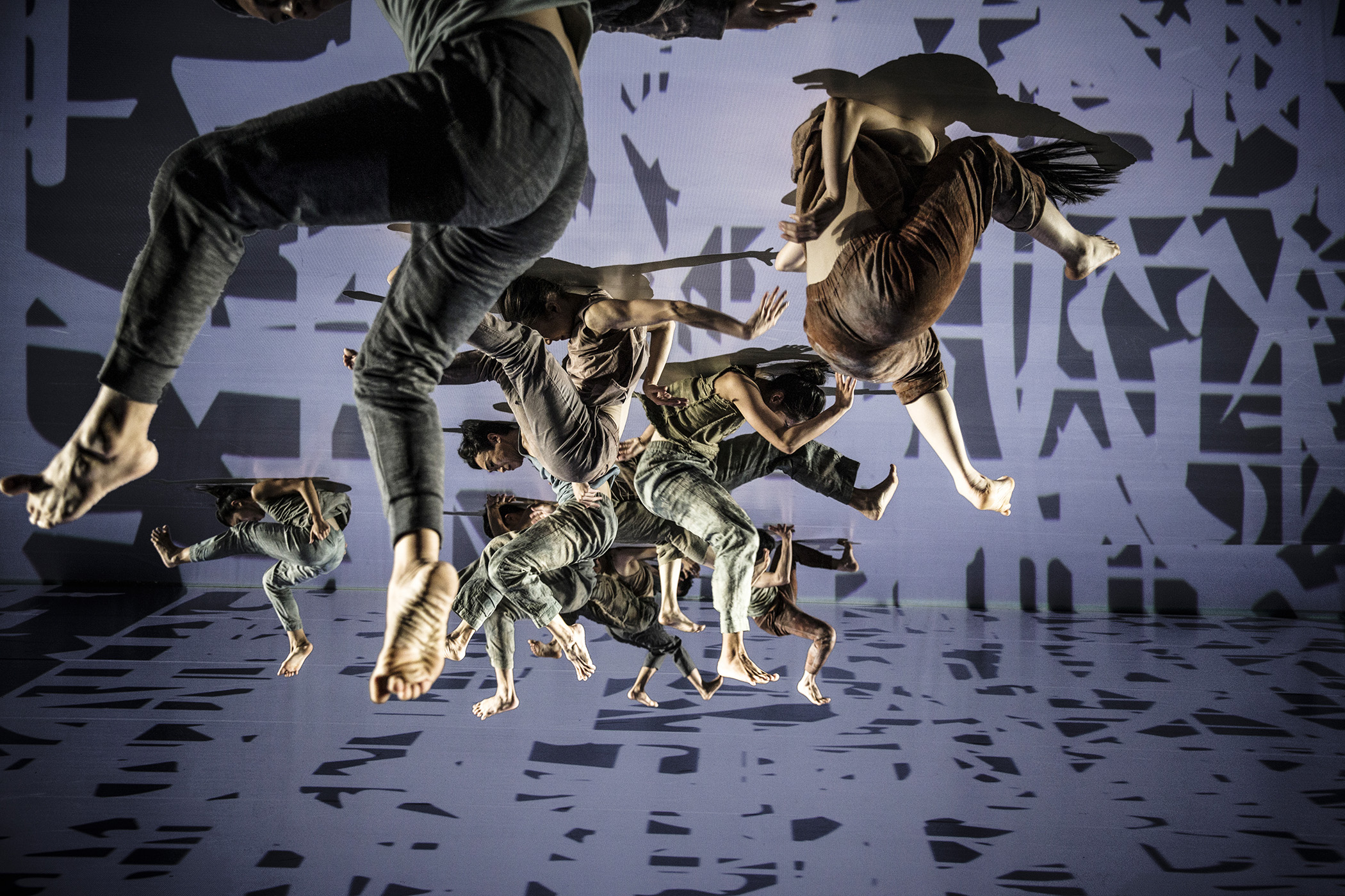 Cloud Gate named 'outstanding company' by UK dance awards