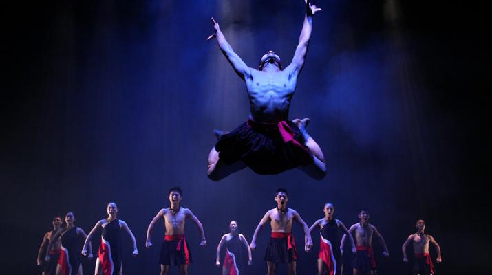 臺灣屏東三地門蒂摩爾古薪舞集 受邀加拿大原住民藝術節演出