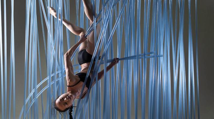 台灣舞者參與Ballet Tech 2008年春季公演