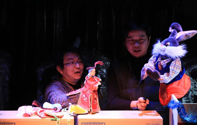 《Inside Out: A Tale of Allure and Enchantment》Shan Puppet Theatre & Hong Puppet Theatre