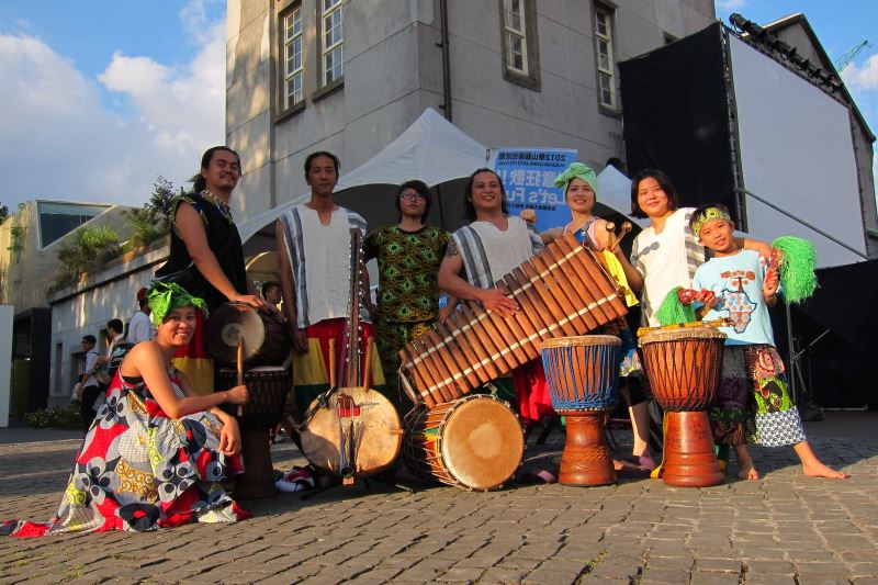 'West African Music Festival' featuring Sibongie