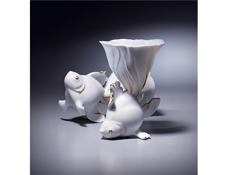 2012機能獎【水舞金魚杯】