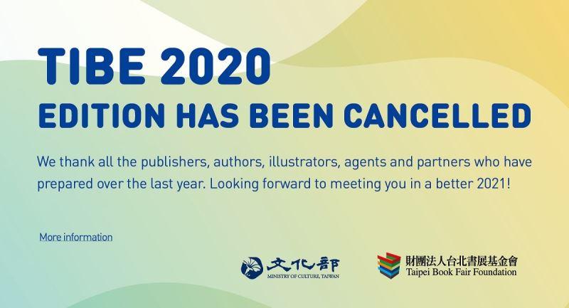 Le TIBE 2020 annulé en raison du COVID-19