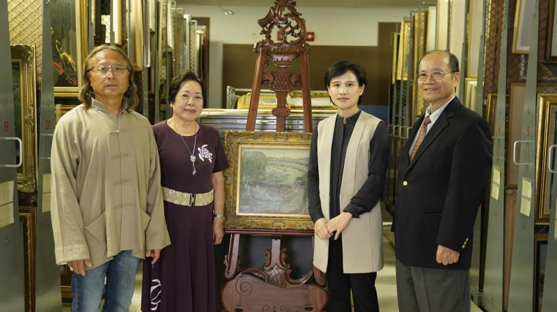 California's Sun Ten Museum donates art collection to Taiwan