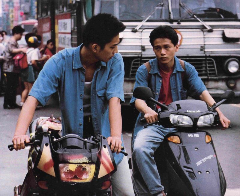 "Film Thursday of Taiwan Academy presents ""Rebels of the Neon God"" on October 23rd"