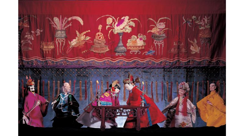 I Wan Jan Puppet Theatre Tours in USA this Summer