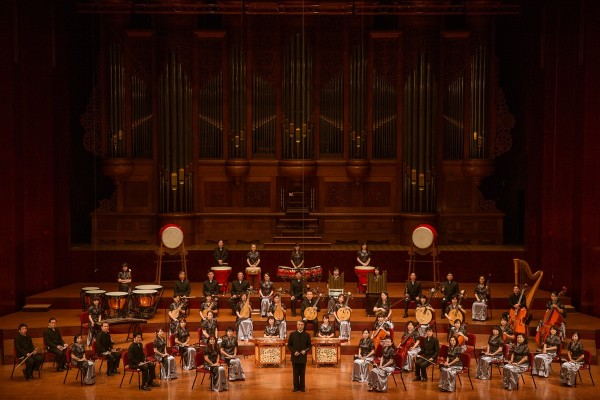 Taiwan, HK orchestras to stage peace-themed concerts