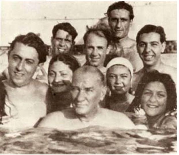 'Father of the Turks' featuring Mustafa Kemal Ataturk